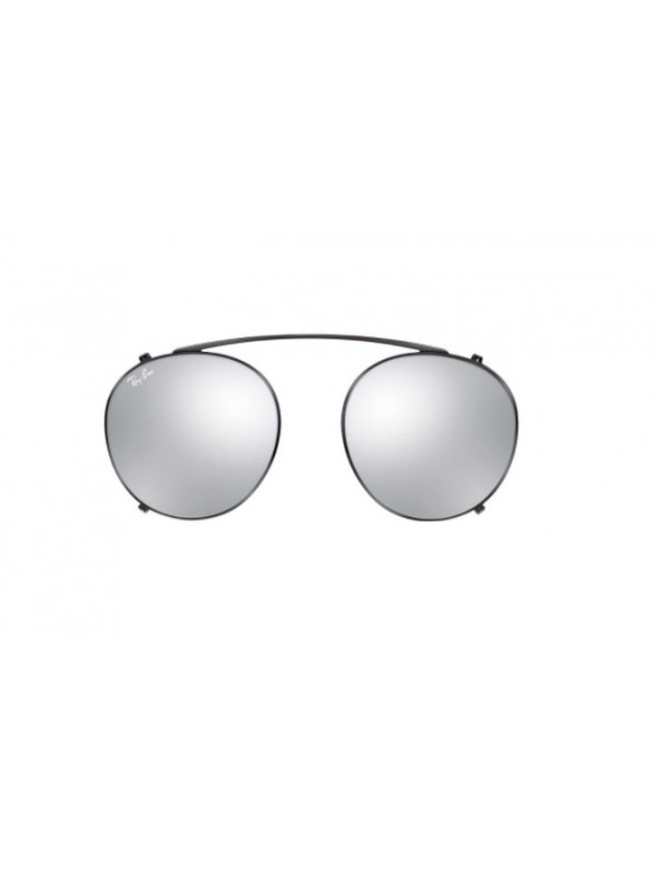 Ray Ban Round Fleck 2447C 2509B8 - Clip On