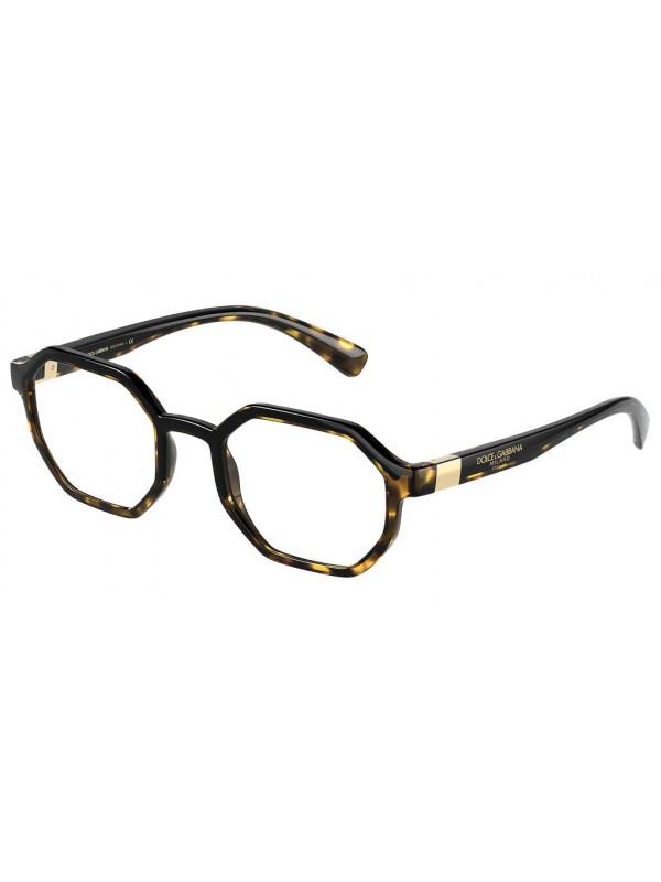 Dolce Gabbana 5068 3306 - Oculos de Grau