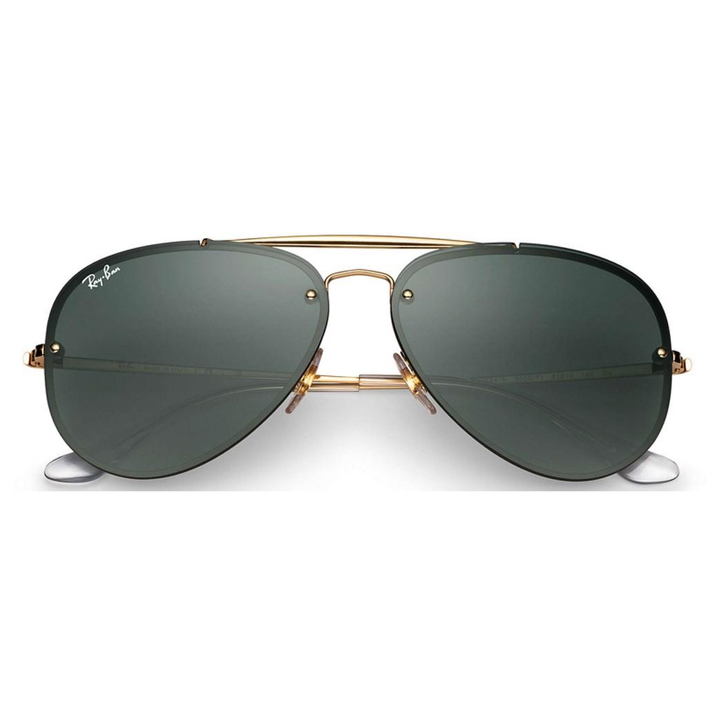 6b86cc465 Ray Ban Blaze Aviador 3584N 905071 - Oculos de Sol