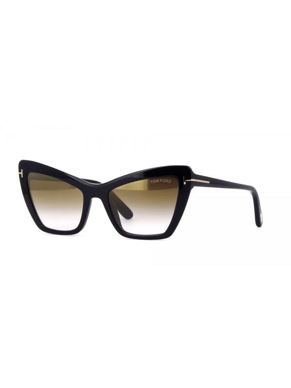 Tom Ford Valesca-02 555 01G - Oculos de Sol