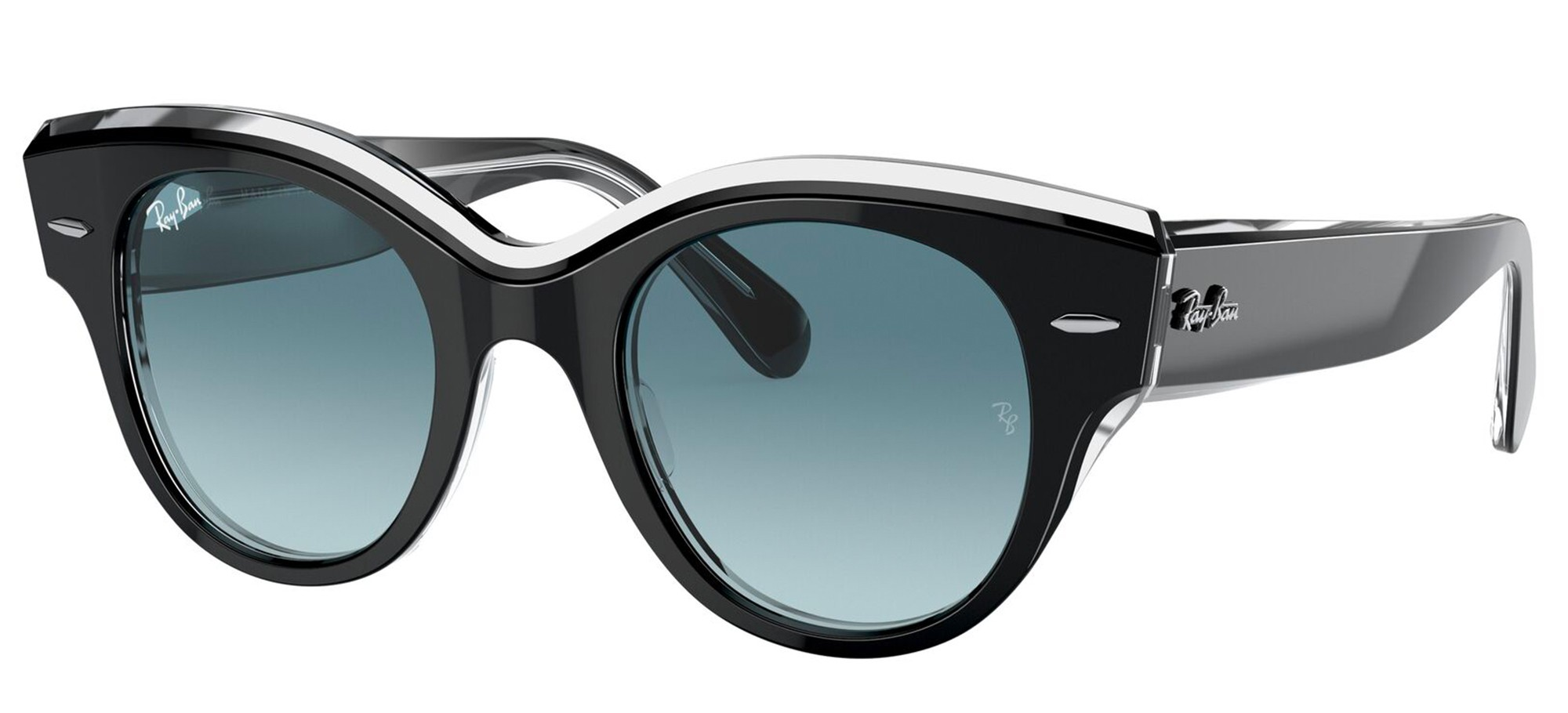 Ray Ban Roundabout 2192 12943M - Oculos de Sol