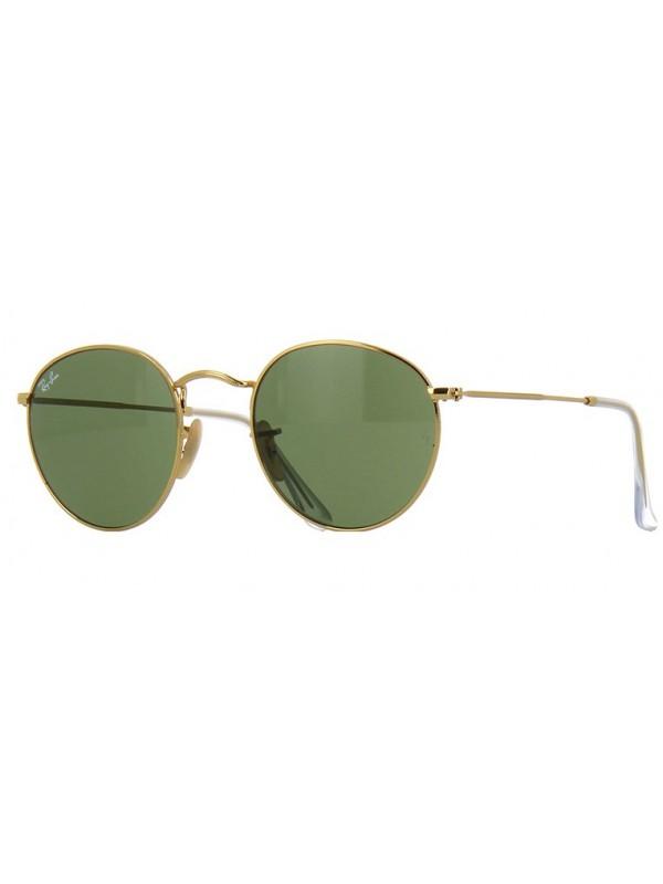 Ray Ban Round 3447NL 001 Tam 53 - Oculos de Sol