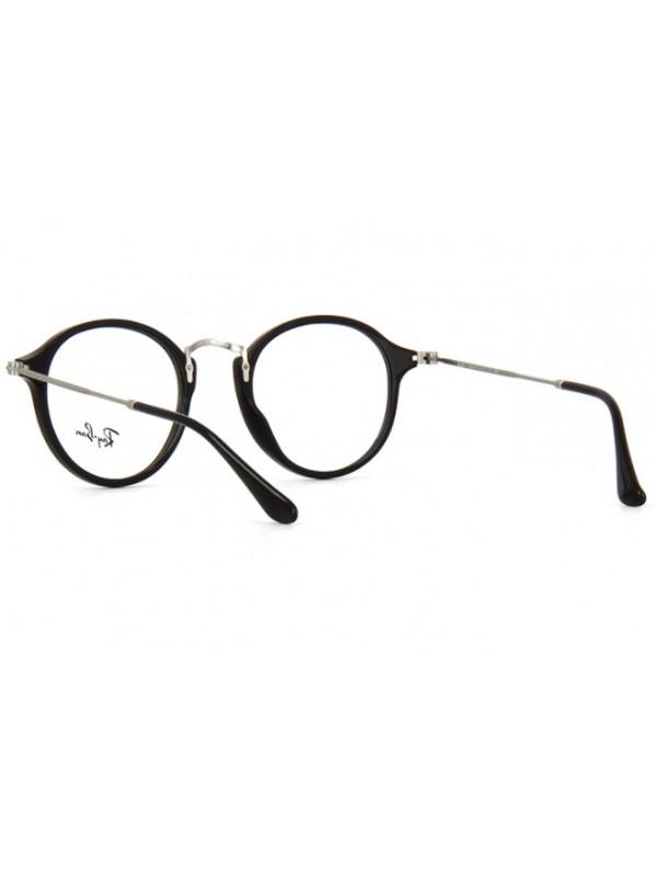 296b6b39e0957 Ray Ban Round Fleck 2447 2000 - Oculos de Grau