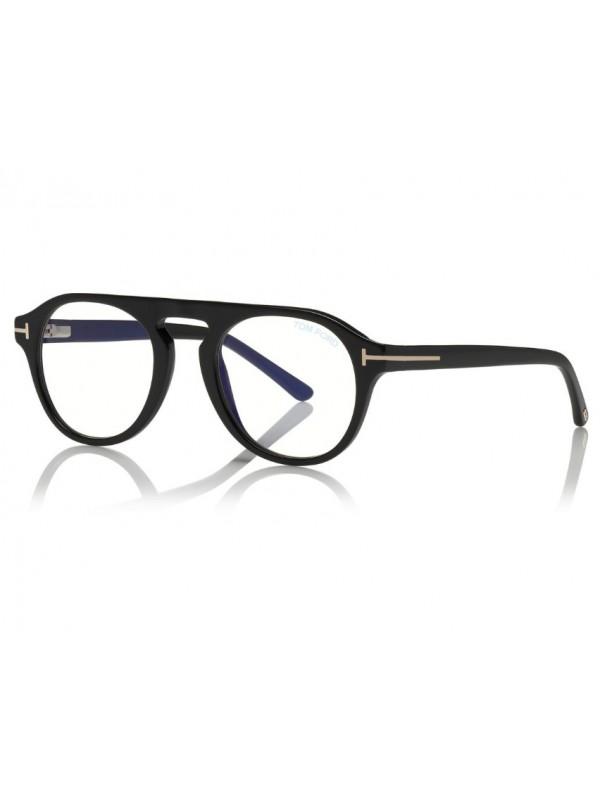 Tom Ford 5533B 01V - Oculos e Clip On