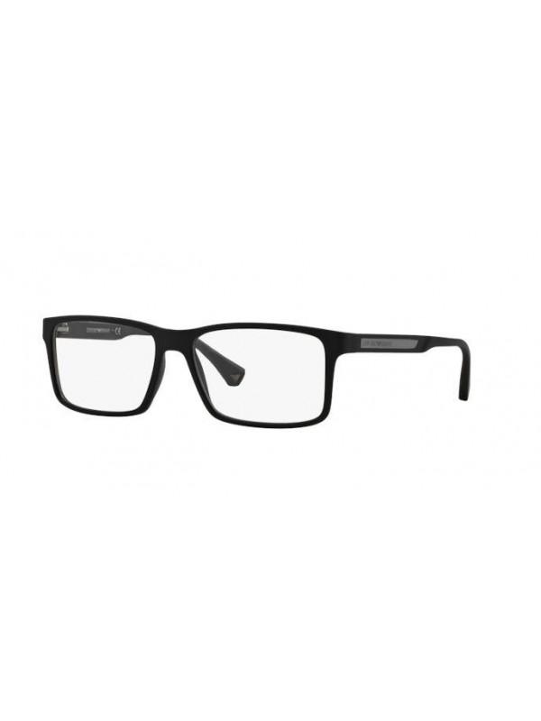 Emporio Armani 3038 5063 TAM 54 - Oculos de Grau