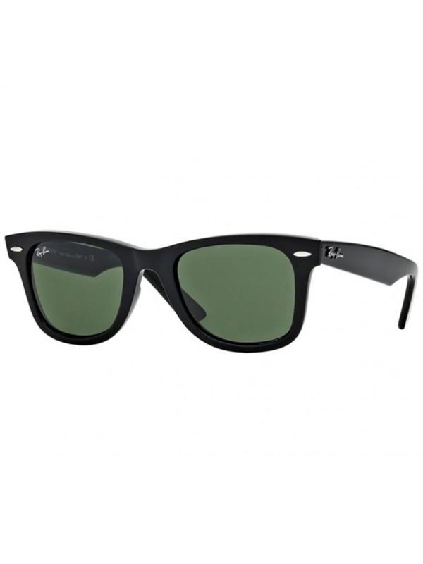 Ray Ban Wayfarer 2140 901 Tam 50 - Oculos de Sol