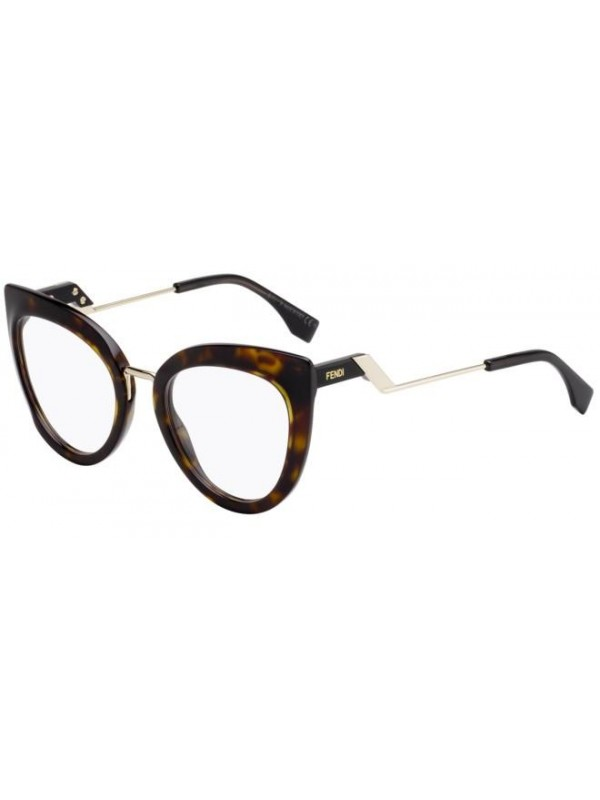 Fendi Tropical Shine 0334 08621 - Oculos de Grau