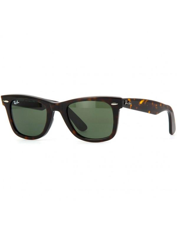 Ray Ban Wayfarer 2140 902 Tam 50 - Oculos de Sol