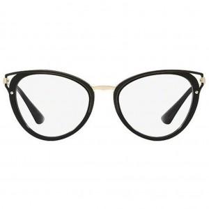 Prada 53UV 1AB1O1 - Oculos de Grau