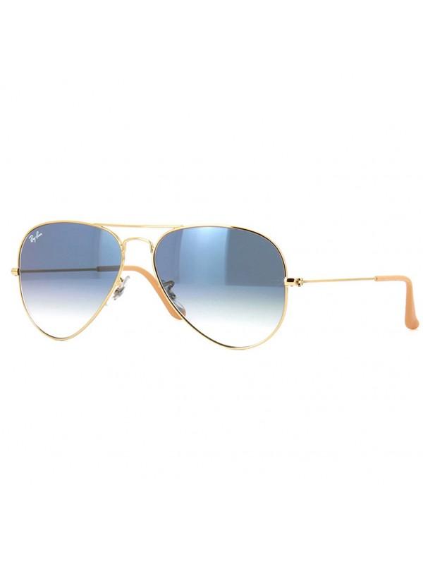 Ray Ban Aviador 3025 0013F Tam 58 - Oculos de Sol