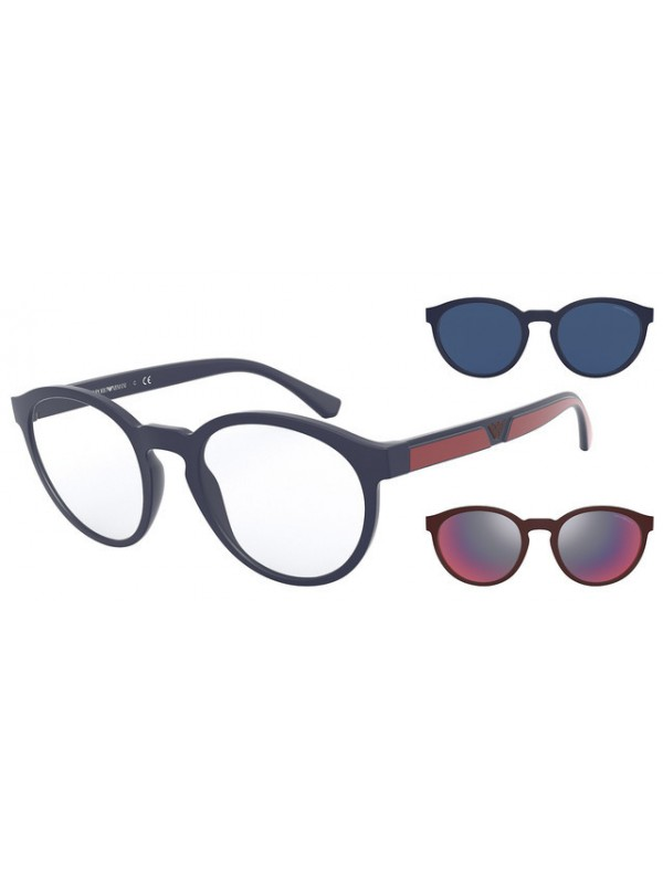 Emporio Armani 4152 56691W - Oculos + Clip