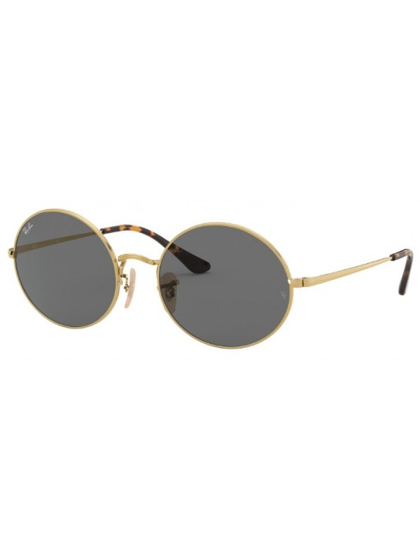 Ray Ban Oval 1970 9150B1 - Oculos de Sol