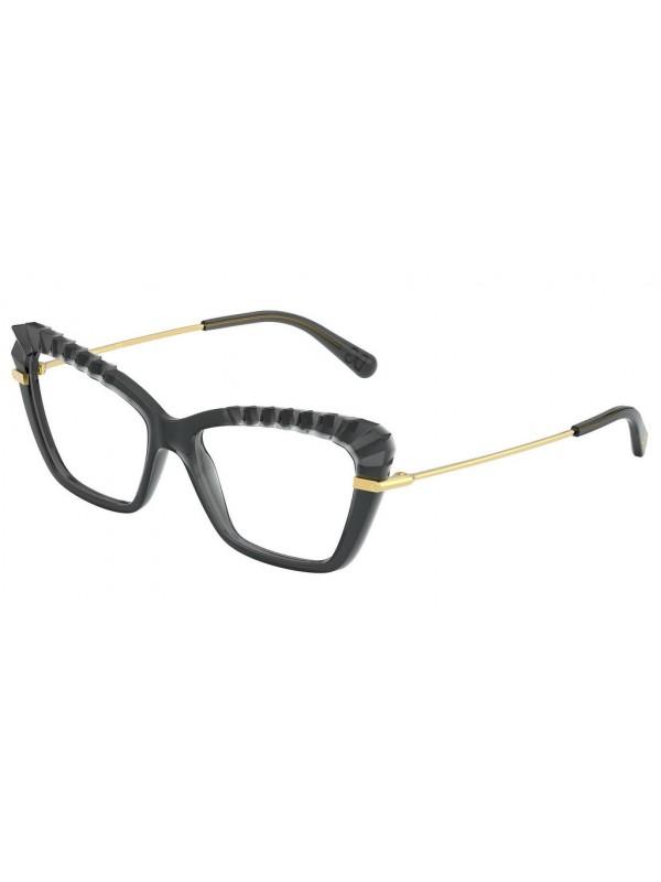 Dolce Gabbana Plisse 5050 3160 - Oculos de Grau