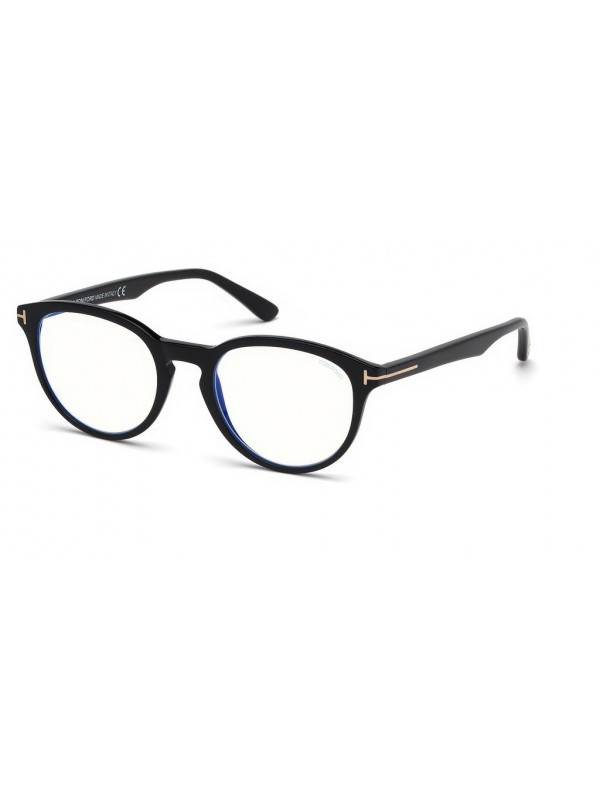 Tom Ford 5556B Blue Block 001 - Oculos de Grau