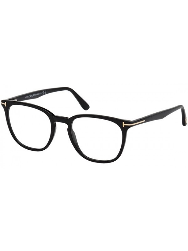 Tom Ford 5506 001 - Oculos de Grau