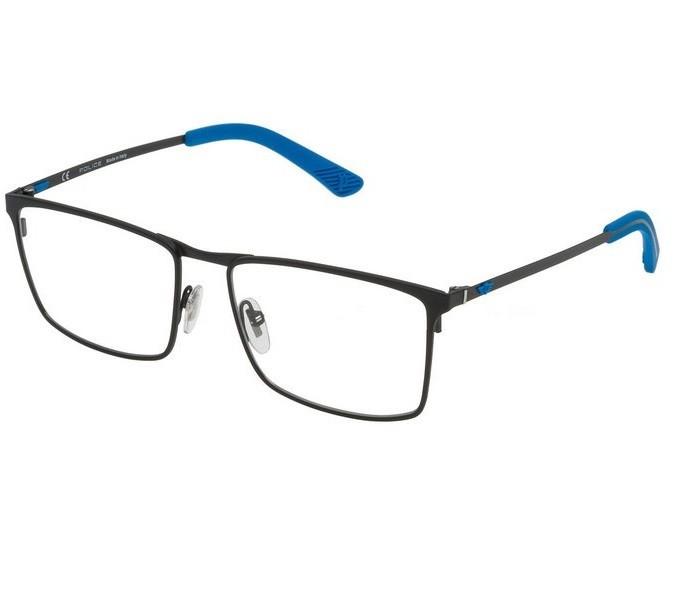 0534e7bd1e5cb Police Edge 555 0531 Tam 58 - Oculos de Grau