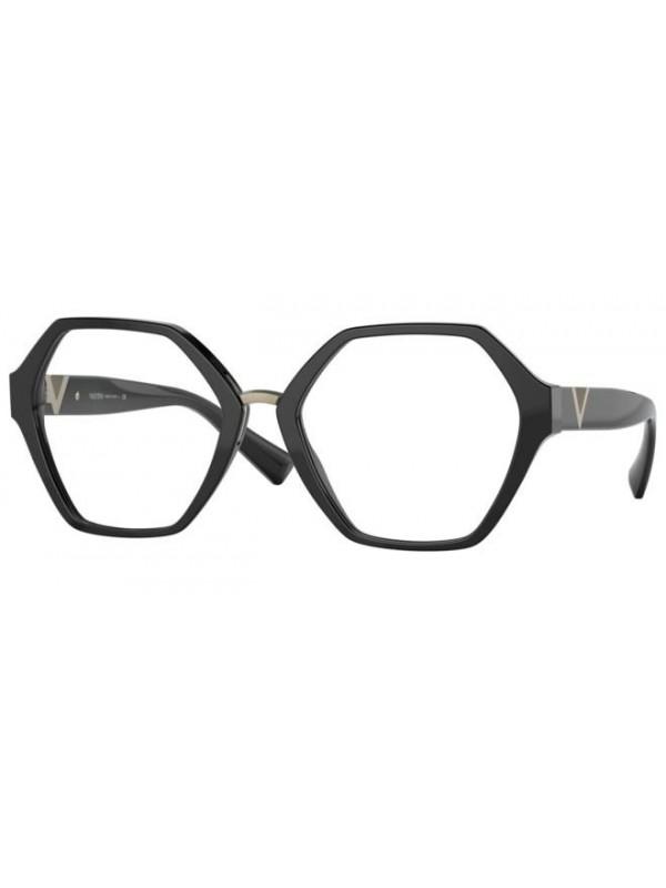 Valentino 3062 5001 TAM 55 - Oculos de Grau