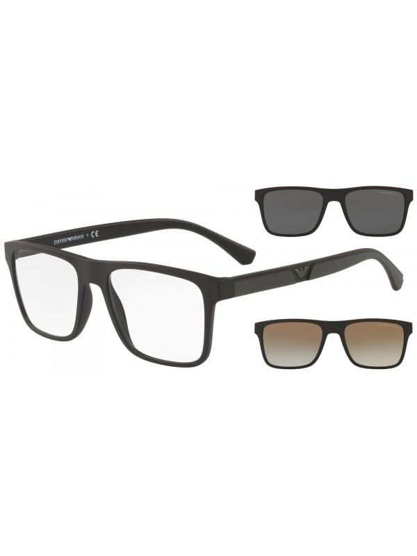 Emporio Armani 4115 58531W - Oculos de Grau e Clip On