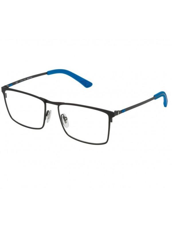 Police Edge 555 0531 Tam 58 - Oculos de Grau