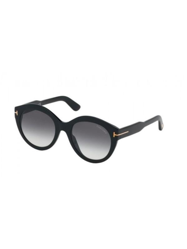 Tom Ford Rosanna 661 01B - Oculos de Sol