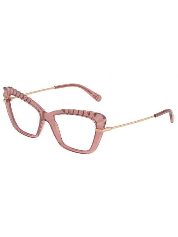 Dolce Gabbana Plisse 5050 3148 - Oculos de Grau