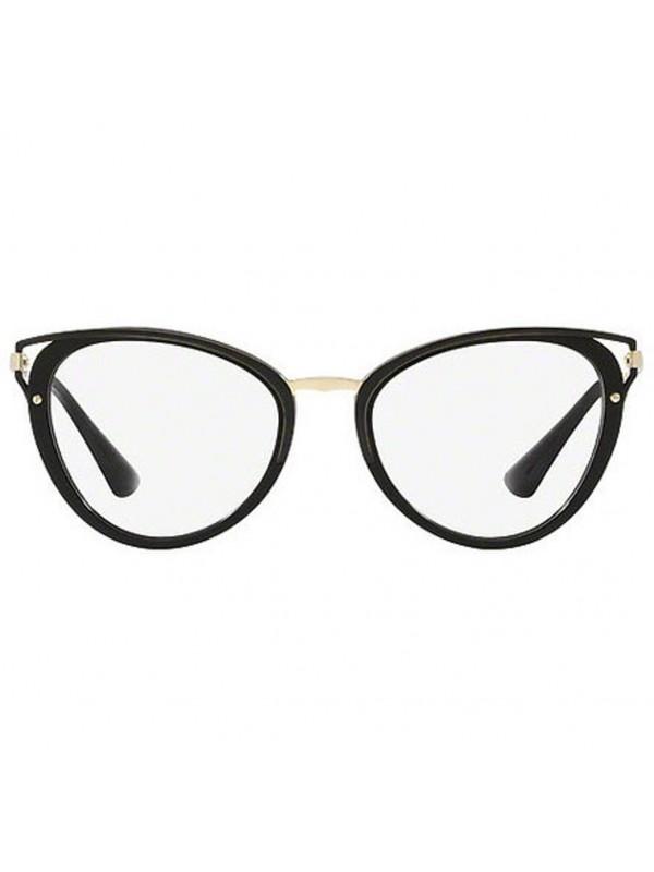 16eca18bbf437 Prada 53UV 1AB1O1 - Oculos de Grau