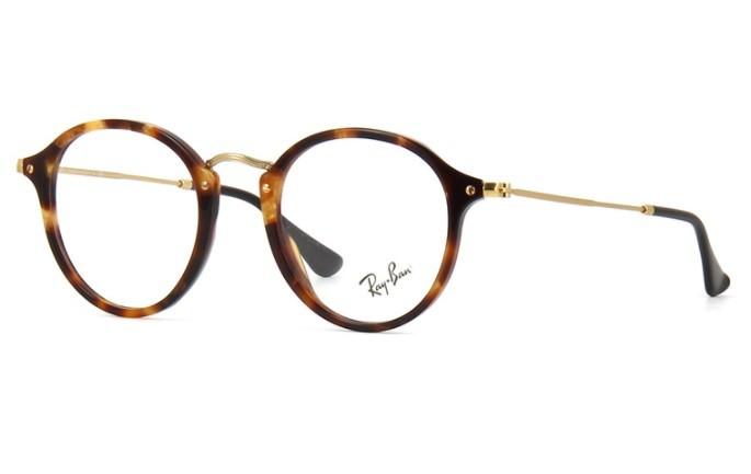 0c9834430e32d Ray Ban Round Fleck 2447V 5494 - Oculos de Grau