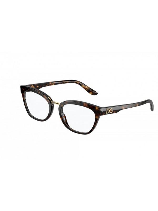 Dolce Gabbana 3335 502 - Oculos de Grau