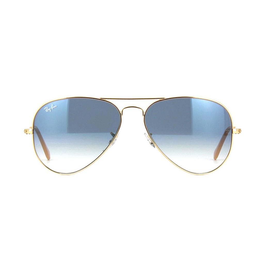 Ray Ban Aviador 3025 0013F Tam 58 - Oculos de Sol ef5ea074a7