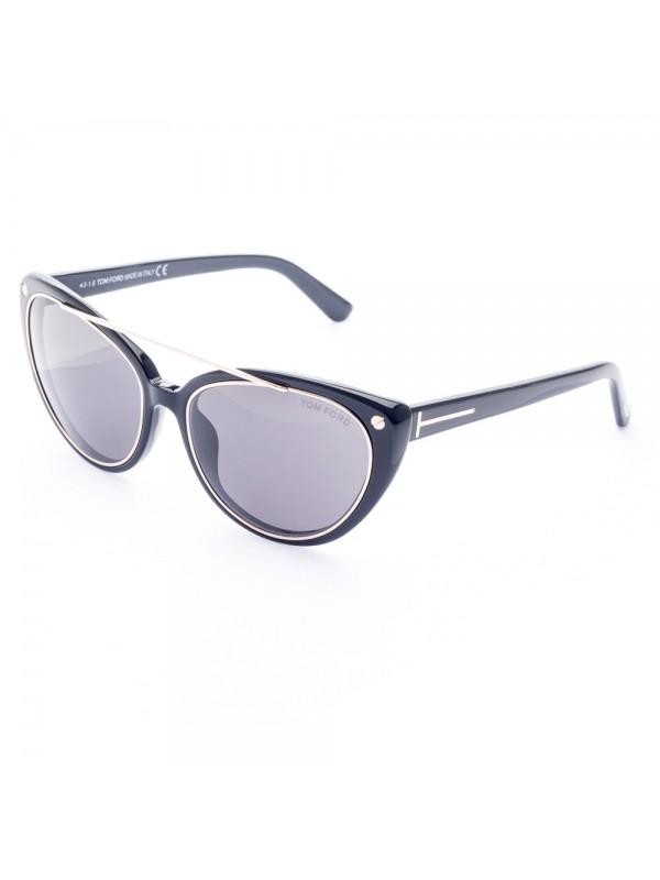 Tom Ford Edita 384 01A - Oculos de sol