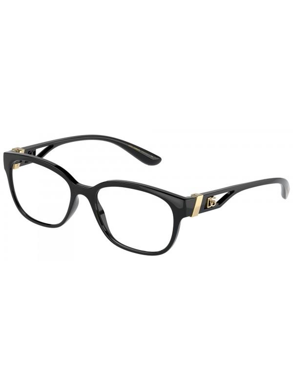 Dolce Gabbana Monogram 5066 501 - Oculos de Grau