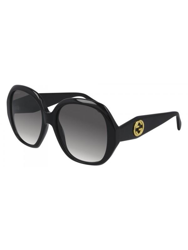 Gucci 0796 001 - Oculos de Sol